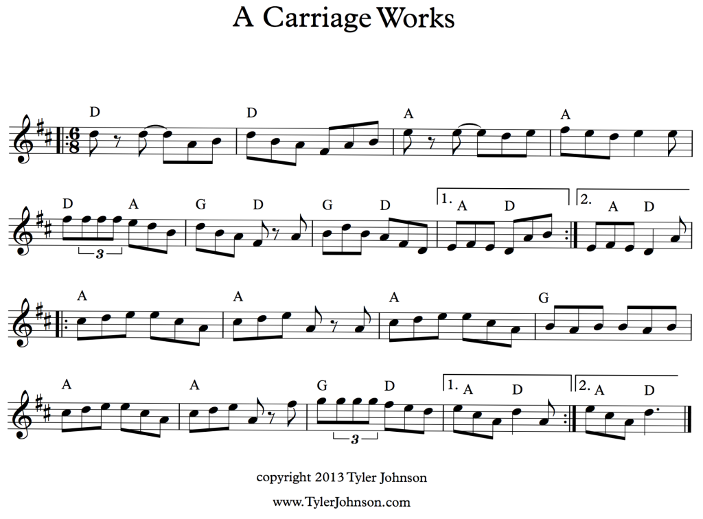 A Carriage Works