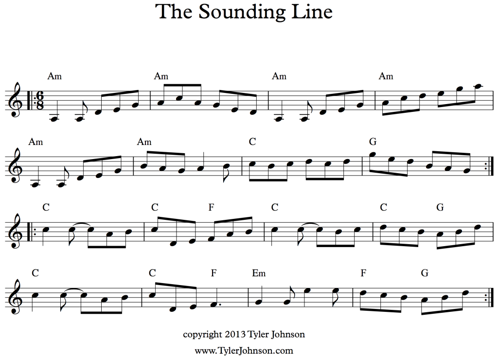The Sounding Line