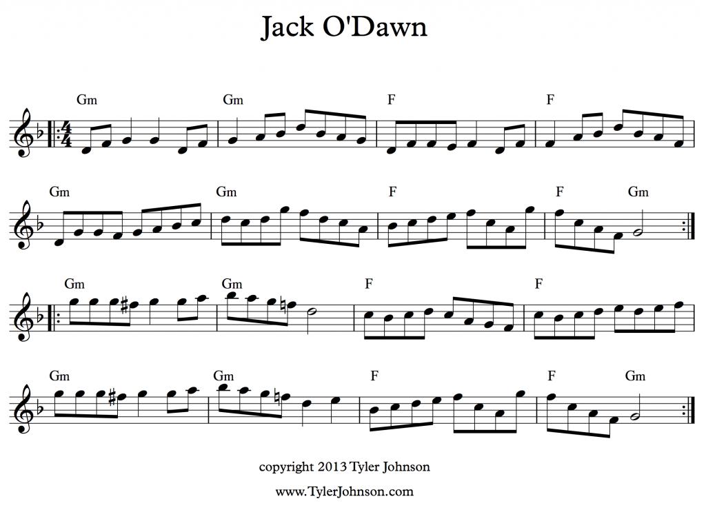 Jack O'Dawn