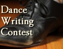 Dance Writing Contest