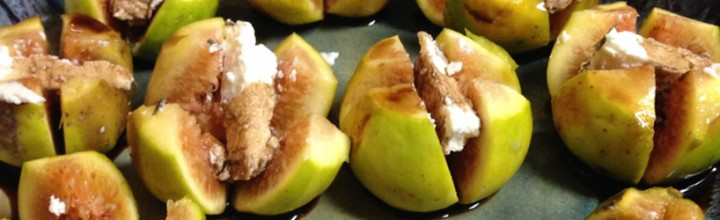 The Best Way to Eat Figs